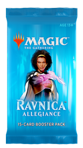 Joker Magic Ravnica Allegiance prerelease