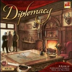 Diplomacy box cover